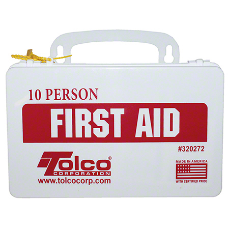 Tolco® 10 Person First Aid Kit