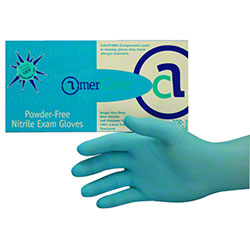 AmerCare® Nitra-Flex PF™ Nitrile Exam - Medium