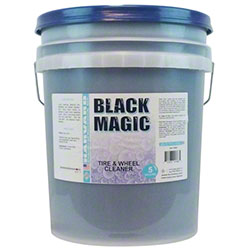 Harvard Black Magic Tire & Wheel Cleaner - 5 Gal. Pail