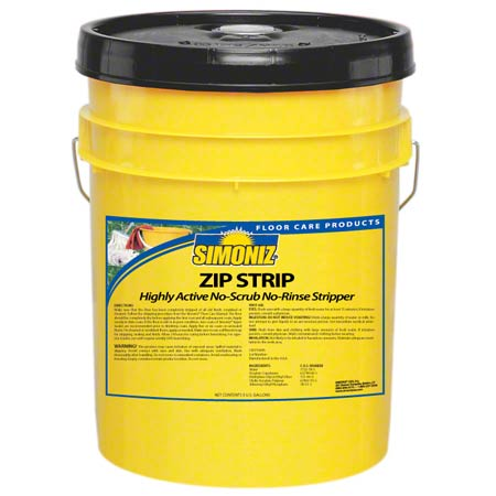 Simoniz® Zip Strip Stripper - 5 Gal.