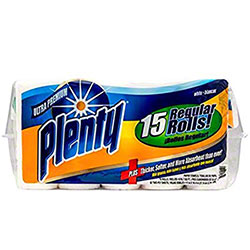 PLENTY Ultra Premium Paper Towel - 52 ct.