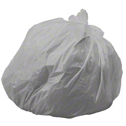 Republic Bag Coreless Roll Liner - 23 x 38, 1 mil, Gray