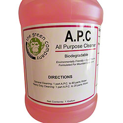 The Green Co. A.P.C All Purpose Cleaner - Gal.