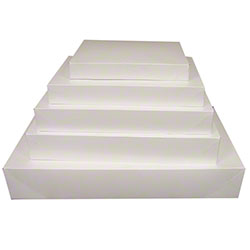 BOXit White Frost Pop-Up Apparel Boxes