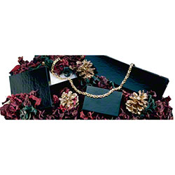 Gage & Gage Colored Jewelry Boxes