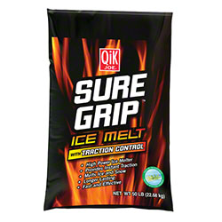 Milazzo Qik Joe Sure Grip Ice Melt w/Traction Control - 50lb