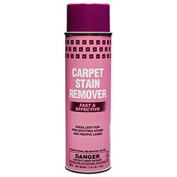 Spartan Carpet Stain Remover - 20 oz. Can