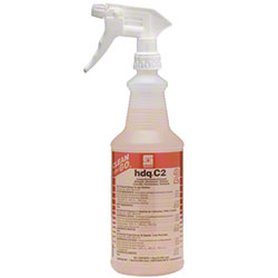 Spartan Empty Spray Bottle w/Trigger Sprayer -  2 hdqC