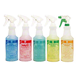 Spartan Empty Spray Bottle - 10 Super HDQL10