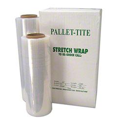 "Western Plastics Pallet-Tite Stretch Wrap - 18"", 90 Gauge"