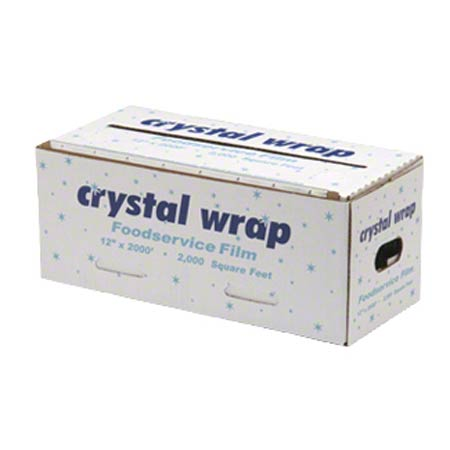 "Anchor Crystal Wrap™ Cutterbox - 12"" x 2000'"