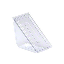 Anchor DeliView™ Hinged Sandwich Container - Clear