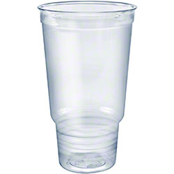 Solo® Ultra Clear™ Clear PET Cup-32 oz Pedastal
