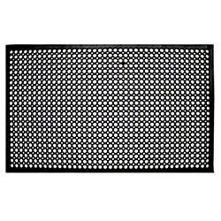"Update Anti-Fatigue Floor Mat - 5' x 3' x 3/4"", Black"