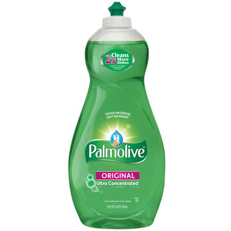 Ultra Palmolive® Original Dishwashing Liquid - 25 oz.