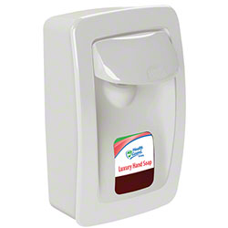 Designer Series Wall Mount Dispenser - White/White