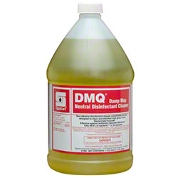 Spartan DMQ® Damp Mop Neutral Disinfectant Cleaner - Gal.