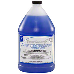 Spartan SparClean® Low Temperature Rinse Aid 53 - Gal.