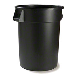 Carlisle Bronco™ Recycled Plastic Resin Waste Containers