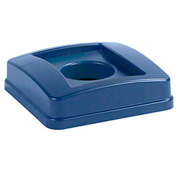 Carlisle Centurian™ Square Recycling Waste Container Lid