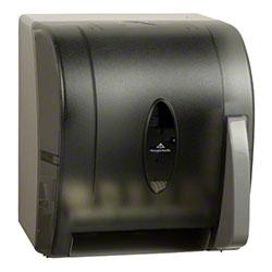 GP Pro™ Universal Push Paddle Paper Towel Dispenser-Smoke