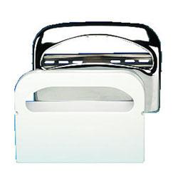 Toilet Seat Cvr Dsp 16x3.25x11.5 Plas Whi