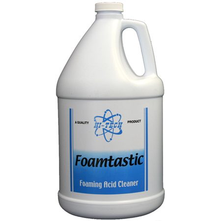 Foamtastic Acid Cleaner - Gal.