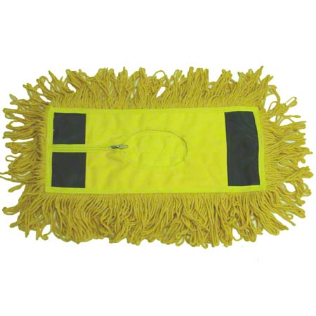 Magnolia Industrial Grade Looped End Dust Mop - 18""
