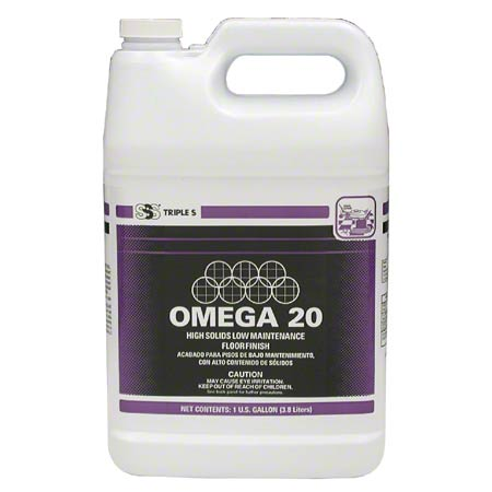 SSS® Omega 20 Low Maintenance High Solids Finish - Gal.