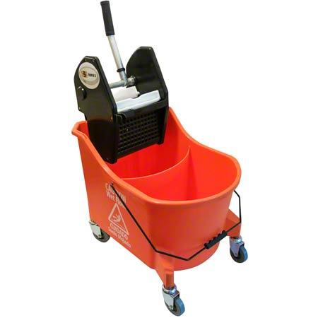 SSS® NexGen TB Divided Bucket/Down Press Mopping Combo