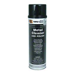 SSS® Metal Cleaner & Polish - 15 oz. Aerosol