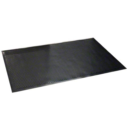 Mat 4X6 Black Eco Dirt