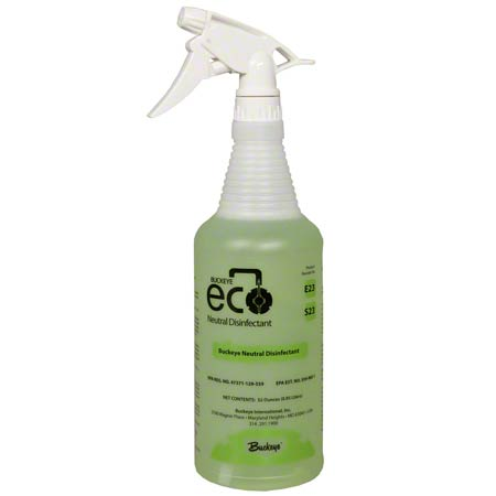 Spray Bottle E23 Eco Neutral  Disinfectant