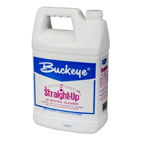 Buckeye Straight-Up Neutral  Cleaner 4 gal/cs