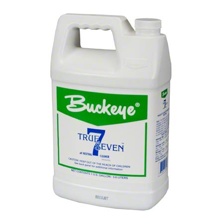 Buckeye True 7 Ph Neutral  Cleaner Green Seal Certified 4