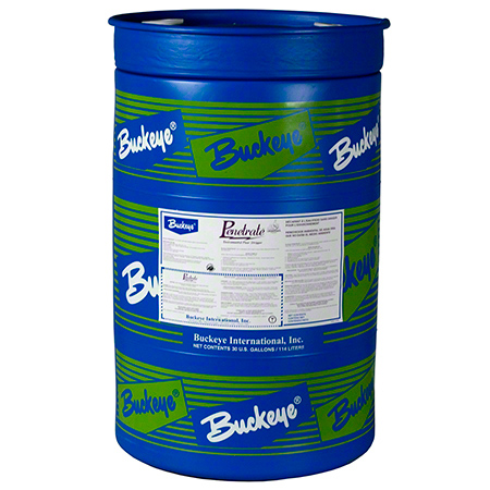 Buckeye Penetrate Stripper 55 Gal Drum Green Seal