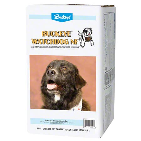 Watchdog Disinfectant 5 Gal AP/Buckeye