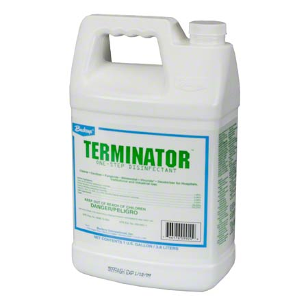 Buckeye Terminator  Disinfectant Cleaner 4 gal/cs