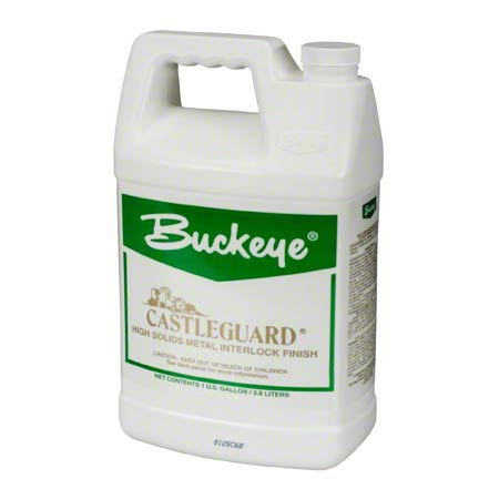 Buckeye Castleguard Floor  Finish 4/cs