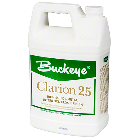 Buckeye Clarion 25  Sealer/Finish 4 gal/cs
