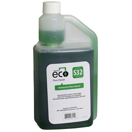 S32 Buckeye Eco Floor Cleaner