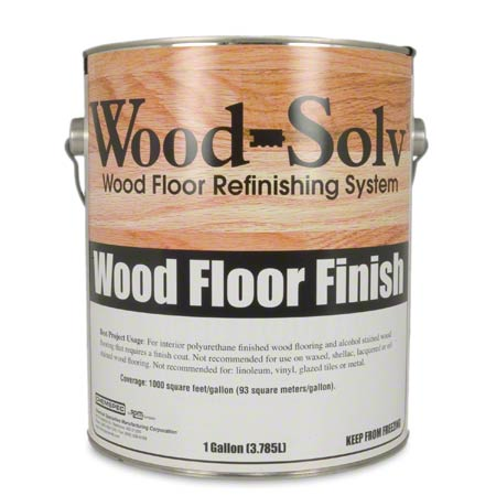 Wood Solv Gloss Finish Gal Starline Supply Company