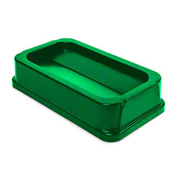 Lid Green Swing Top for Slim Mo