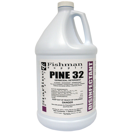 Pine Guard Disinfectant Cleaner Gal