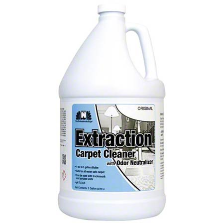 Nilodor Carpet Extraction Shampoo With Deodorant