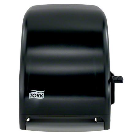 Tork Roll Towel Dispenser  Lever-Operated Black 84TR