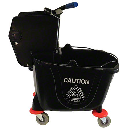 Better Brush 35 L Mop Bucket & Wringer - Black