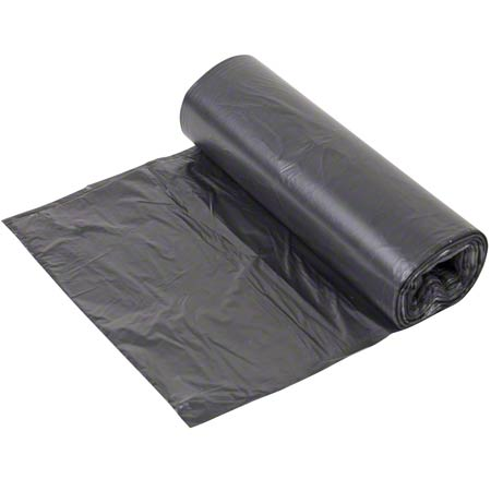 PRO-LINK® ThickSkins™ Recycled Black - 38x58, 2.00 mil
