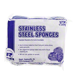 AmerCare® Regular Stainless Steel Sponge
