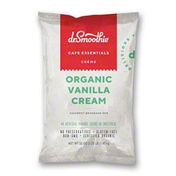 Dr. Smoothie® Cafe Essentials Crème -Organic Vanilla Cream